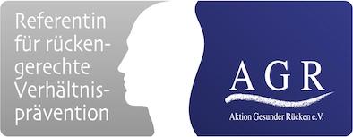 Logo AGR Referentin