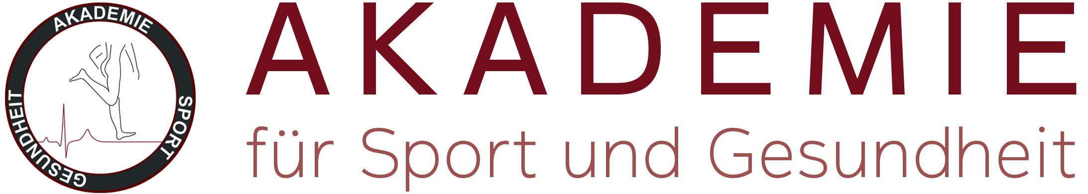 Logo Akademie für Sport und Gesundheit