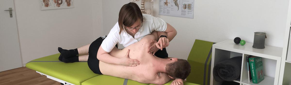 Bild der Praxis physioLife - Leistungen